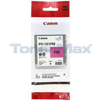 CANON PFI-101PM INK TANK PHOTO MAGENTA 130ML